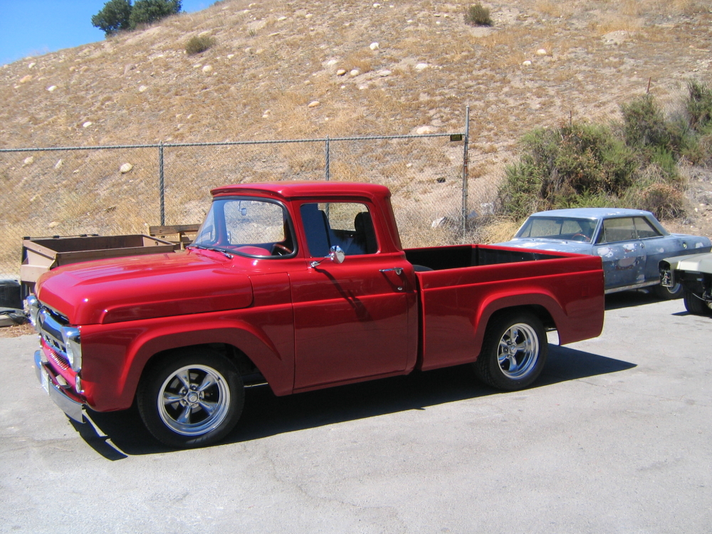 1957 ford pickup autos weblog