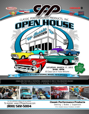 CPP Open House