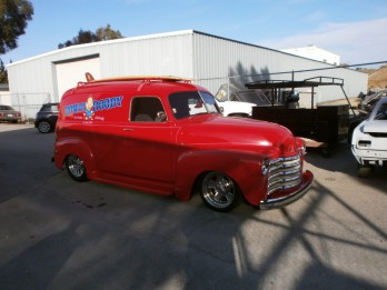1947 Chevy Panel (Howdy Doody)