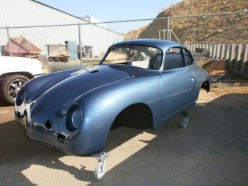 1959 Porsche A Model Coupe