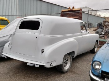 1950 Chevy Delivery Van