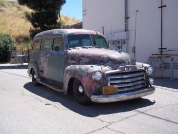 1949 GMC Suburban