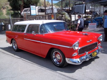 1955 Chevy Nomad Wagon