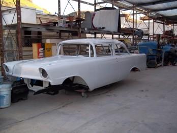 1956 Chevy Hardtop